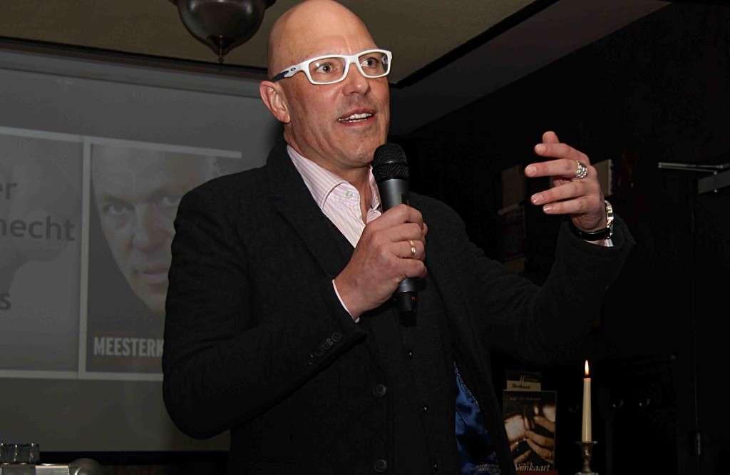Gert Jakobs inspireert Jonge Ondernemers Ermelo