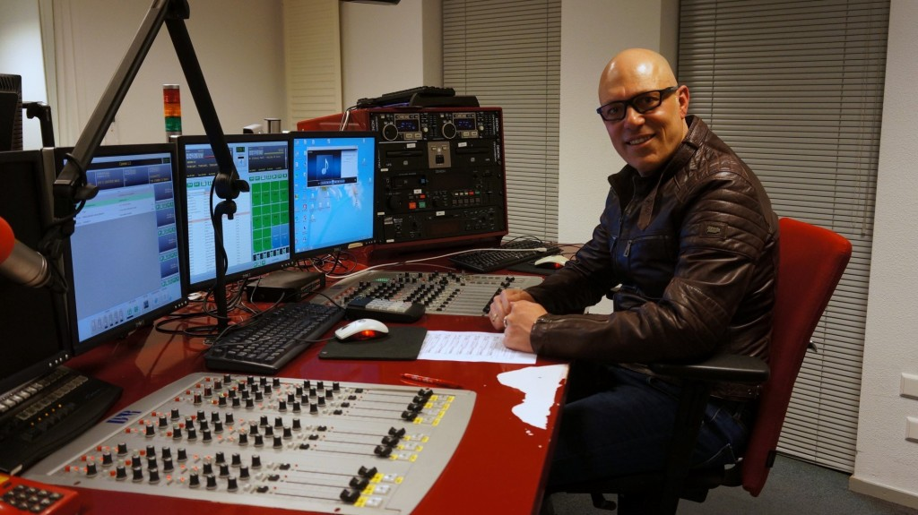 Gert Jakobs bij EdeFM Business Club Radio