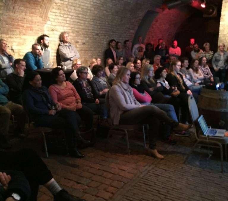 Presentatie voor Veiligheids-en Gezondheidsregio Gelderland-Midden
