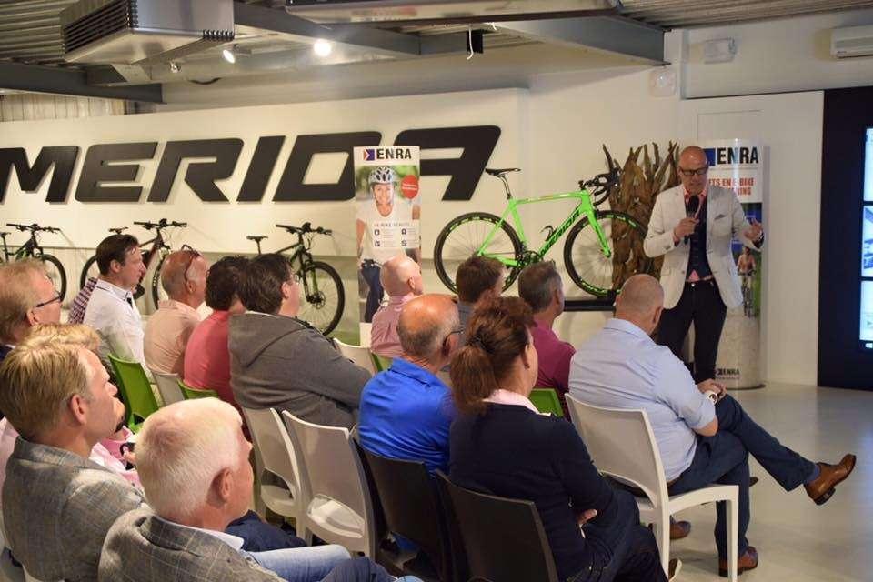 Presentatie Bovemij en ENRA #Giro2016