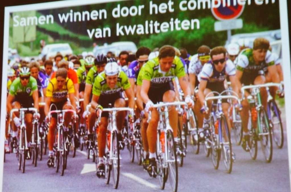 Leden MANS Twente moesten #derrrannn volgens Gert Jakobs