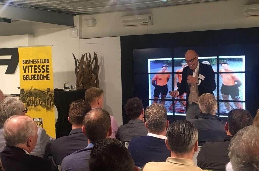 Presentatie voor Vitesse prospects