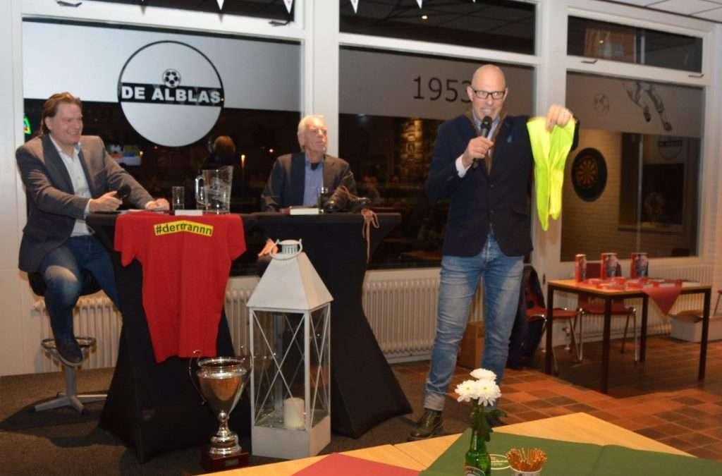 Terugblik zeer geslaagde sponsoravond met Leo Beenhakker en Gert Jakobs