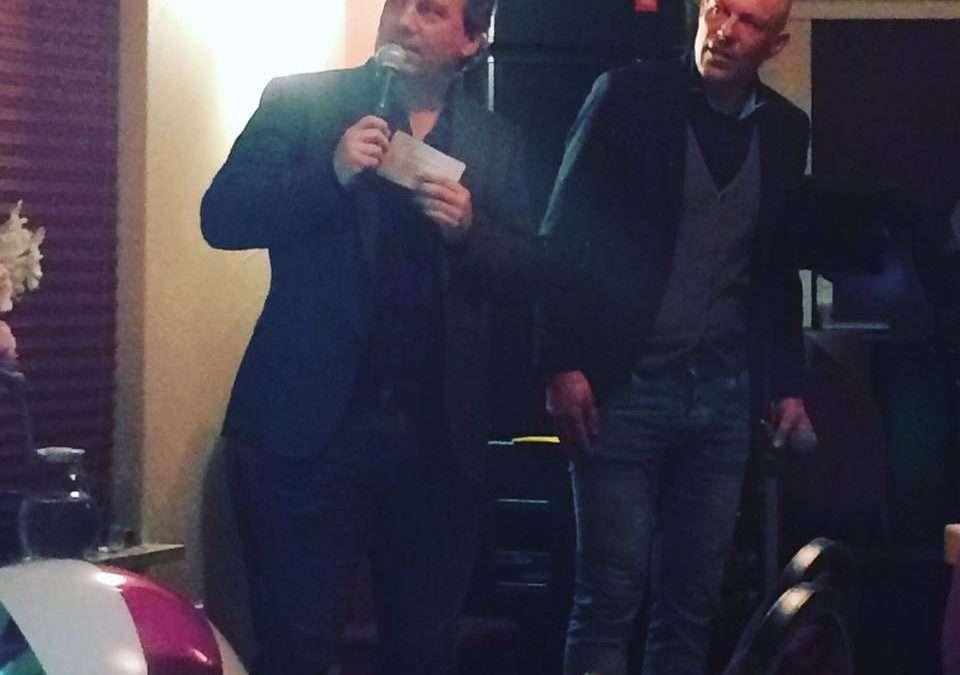 Duo presentatie met Maurice Graef voor Ondernemers Grubbevorst